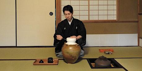 """Japanese Samurai Tea Ceremony """"The Ritual of Kuchikiri 2020 tickets"""