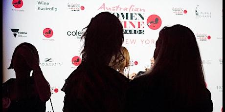 Australian Women in Wine Awards Party - Canberra tickets
