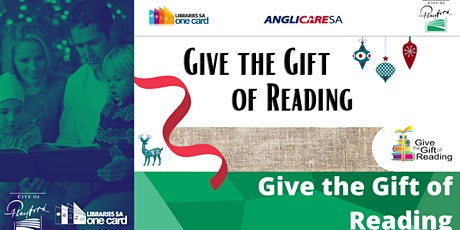 Give the Gift of Reading: Donation Drive