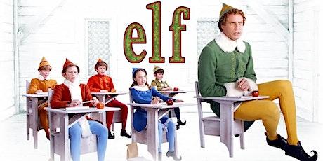Movies at Mawson: Elf tickets