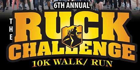 """The Ruck Challenge 2020 """" VIRTUAL 10K"""" tickets"""