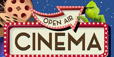 Christmas Open Air Cinema - The Grinch tickets