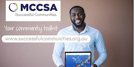 MCCSA Successful Communities - Intercultural Leadership: Toolbox Series tickets