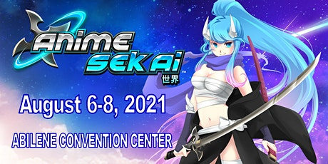 Anime Sekai Convention 2021 tickets