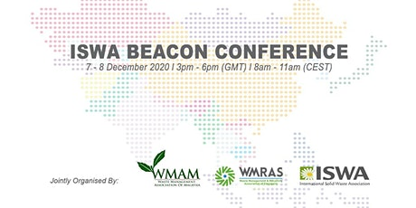 ISWA Beacon Conference 2020 tickets