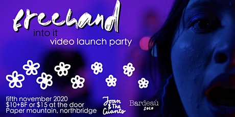 INTO IT // Video Launch Party tickets