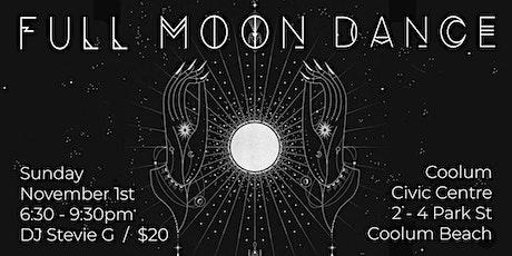 Full Moon Dance tickets