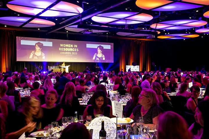 2021 CME Women in Resources Awards Presentation Dinner image