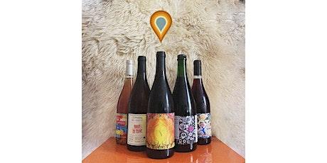 """Atelier """"Dégustation de vins"""" - en collaboration avec Fanfan & Loulou billets"""