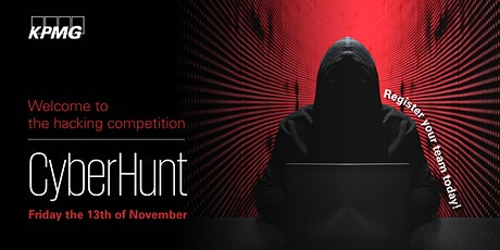 Friday the 13th CyberHunt tickets