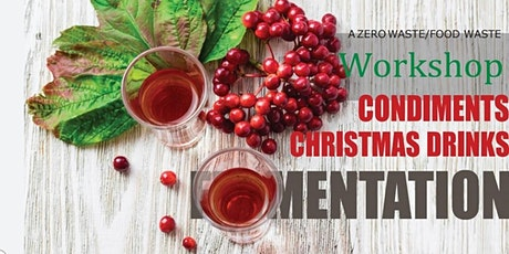 Festive Fermentation Workshop featuring Araluen Hagan from 14K Brewery tickets