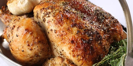 3-Course Meal Cooking Workshop (Christmas Meal) tickets