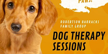 Mind Your Paws Dog Therapy Sessions tickets