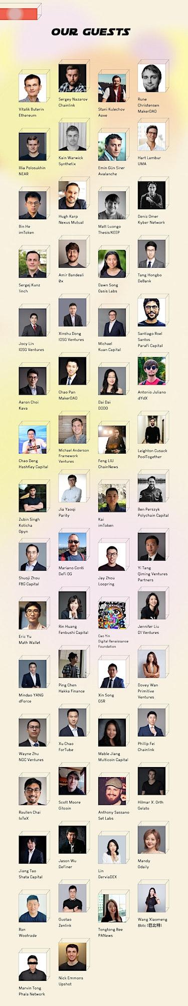 IOSG 7th Old Friends Reunion - DeFi Summit 2020 image