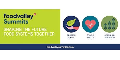 Foodvalley Summits | Circular Agrifood tickets