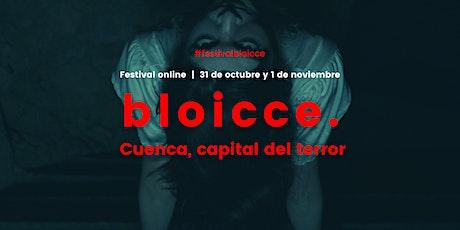 Bloicce. Cuenca, capital del terror entradas