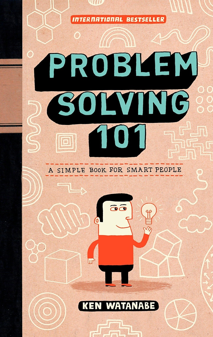 Book Review & Discussion : Problem Solving 101 image