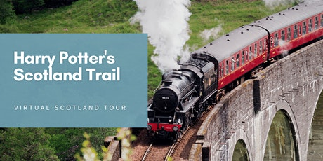 Harry Potter's Scotland Trail - Virtual Scotland Online Tour tickets