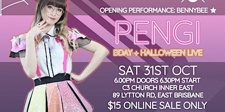 [A-MUSE] Pengi Birthday + Halloween Live tickets