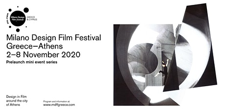 MDFF Greece |Italian Cultural Institute of Athens| 6 Nov|Italian Design Day tickets