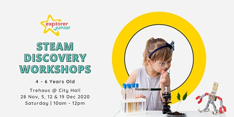 STEAM Discovery Workshops tickets