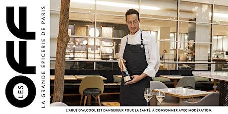 Les OFF : Atelier découverte des champagnes de la Maison Krug billets
