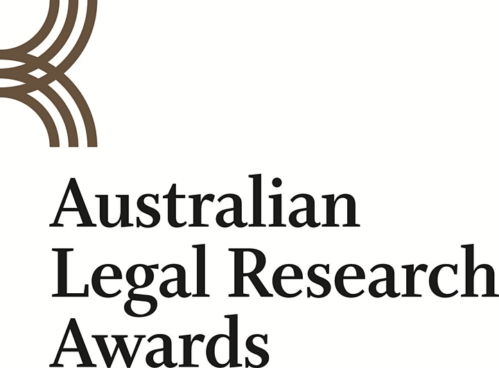 2020 Australian Legal Research Awards Ceremony image