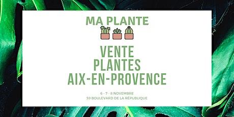 Vente Plantes Aix-En-Provence | Ma Plante billets