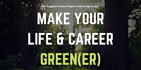 Make your life & career green(er) tickets