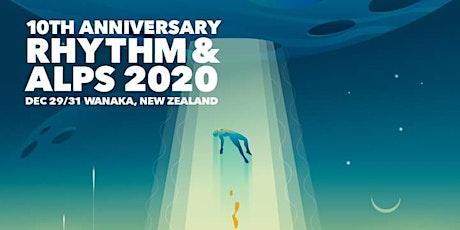 Rhythm and Alps 2020   10th Anniversary tickets