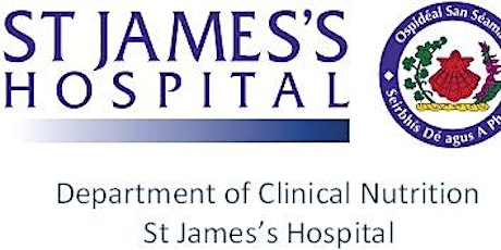 St. James's Hospital 2020 Clinical Nutrition Open Day October 29th tickets