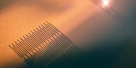 Découpeuse laser : Initiation au logiciel de dessin 2D, Inkscape tickets