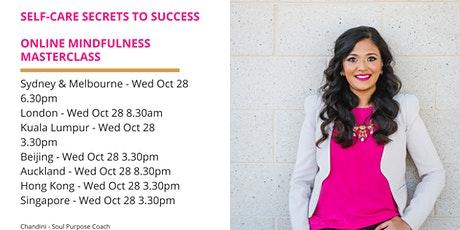 How to implement self-care to manage stress & anxiety (FREE Gift ) tickets