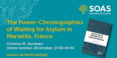 The power-chronographies of waiting for asylum in Marseille, France. tickets