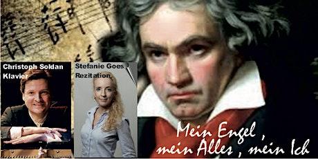 """Beethoven-Konzert """"Mein Engel, mein Alles, mein Ich"""" Tickets"""