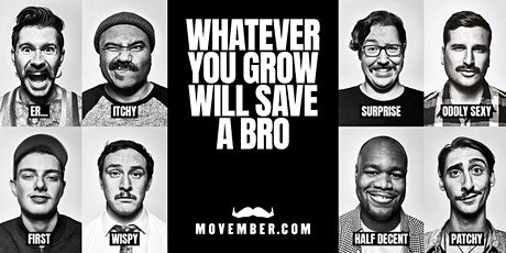 MOVEMBER CHALLENGE (Central Plaza) tickets