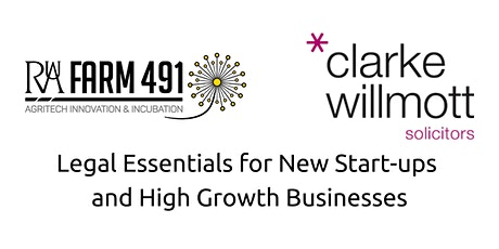 Legal Essentials for New Start-Ups and High Growth Businesses tickets