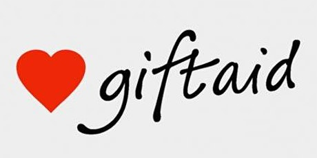 Gift Aid  for Small Charities tickets