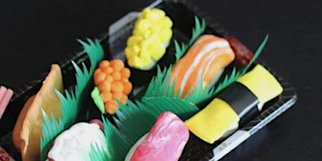 DIY Clay Sushi Workshop tickets