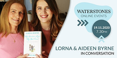 Lorna and Aideen Byrne in conversation tickets