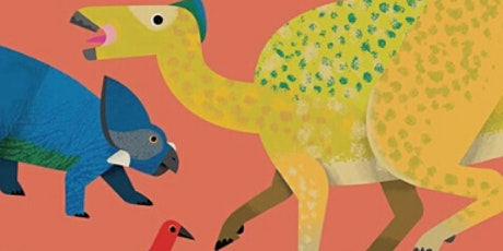 Dinosaur Painting Workshop tickets