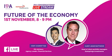 IPA Conversations: Future of the Economy tickets