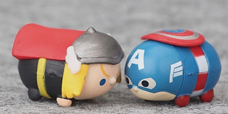 The Avengers Clay Magnet Workshop
