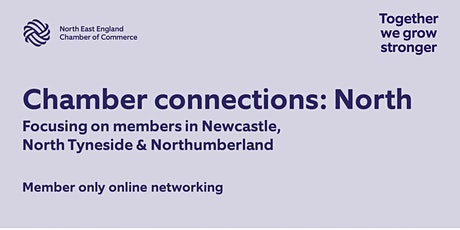 Chamber Connections: North tickets