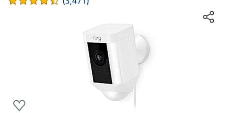 Ring Spotlight Camera tickets
