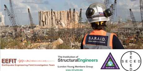 Damage Assessments: SARAID Case-Studies including Albania & Beirut tickets