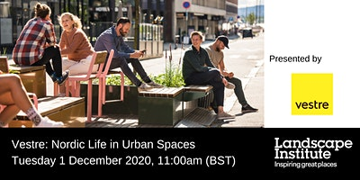LI Webinar: Nordic Life in Urban Spaces