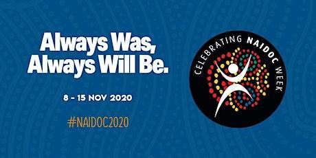 NAIDOC WEEK CELEBRATION: ECKYBOW'S DIDGERIDOO PERFORMANCE tickets
