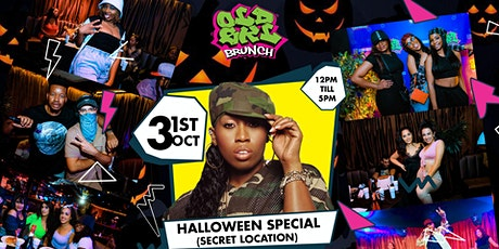 Halloween Special: Old Skl Brunch w/ Bottomless Rum Punch! tickets