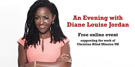 An Evening with Diane Louise Jordan tickets